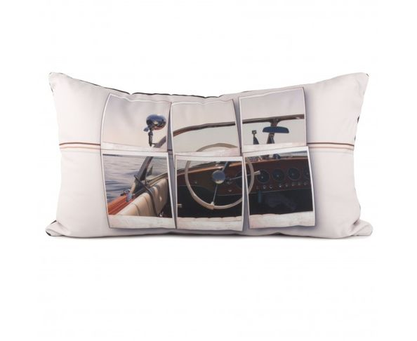 Coussin Riviera - 40x68 cm - Coast and Valley