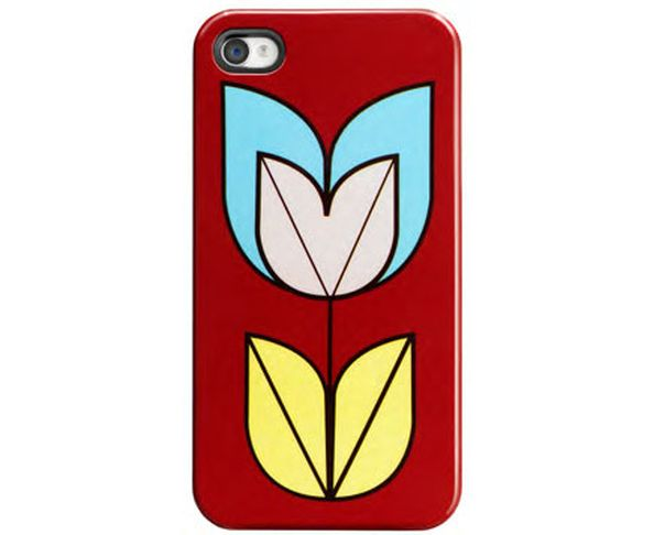 Coque iPhone 4/4S Sandra iSaksson Tulip