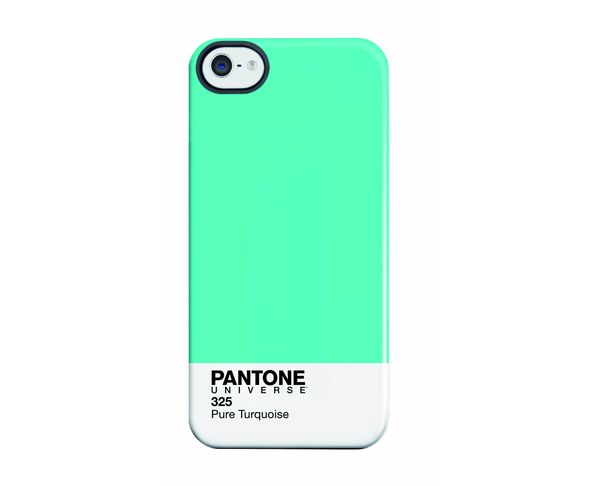 Coque Pantone Universe iPhone 5 IMD « Pure »