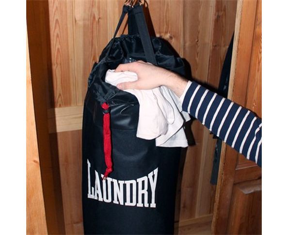 Punch Bag Laundry Bag - Sac à linge �Punching'