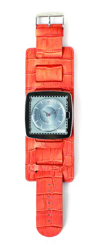 Montre STAMPS Smart orange