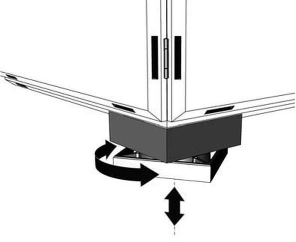 Système Qubing Socle