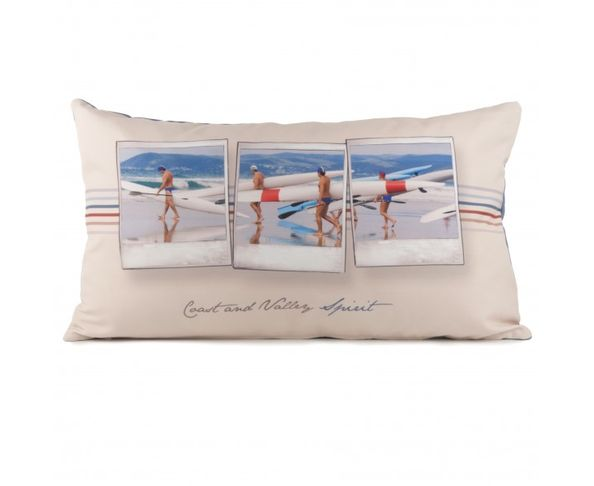 Coussin Surf Racing 2 - 40x68 cm - Coast and Valley