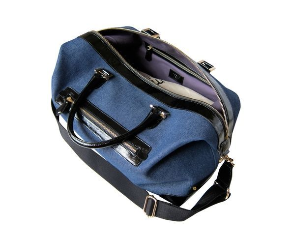 Sac week end jeans