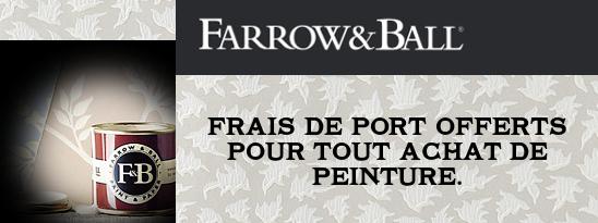 Par alexandre jeudi 14 mars 2013 farrow and ball la qualit au service de la peinture for Peinture haut de gamme