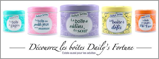 Bannière Daily's Fortunes